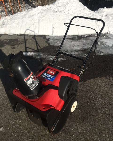 USED Toro snow thrower