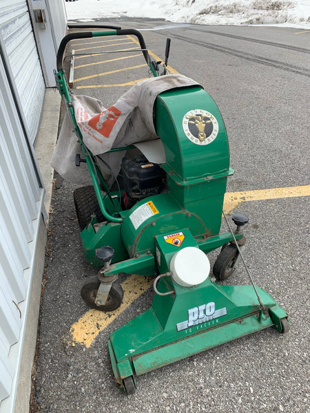 USED Billy Goat Pro Series Vacuum