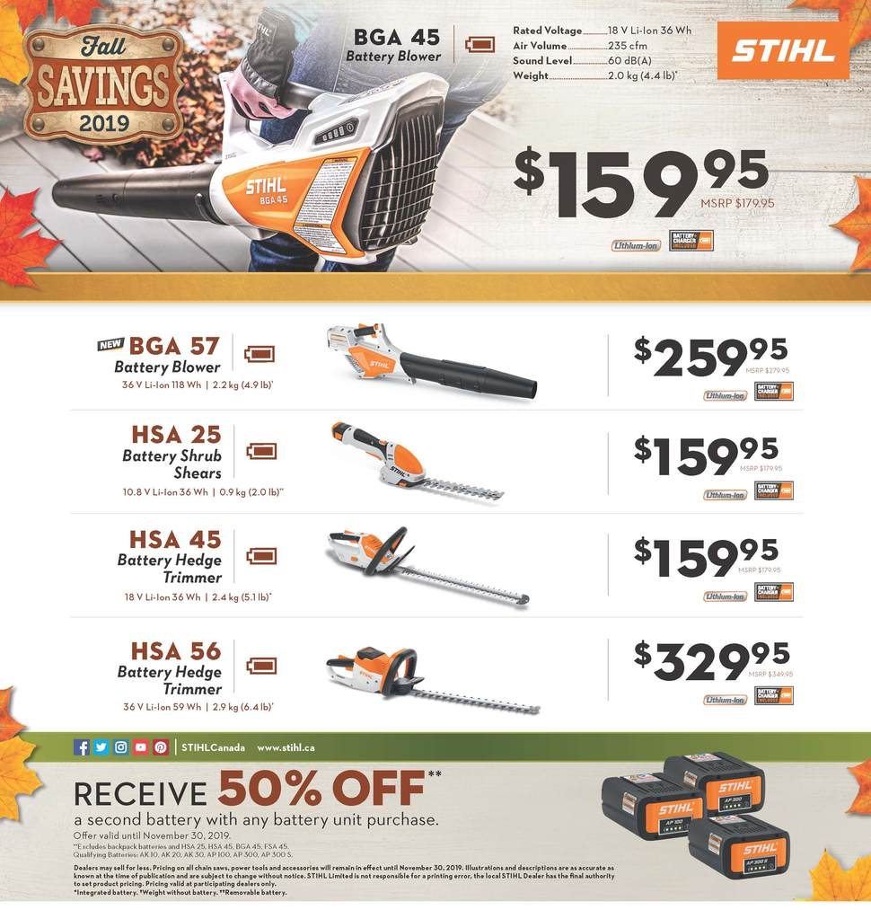 Stihl Dealer Days!
