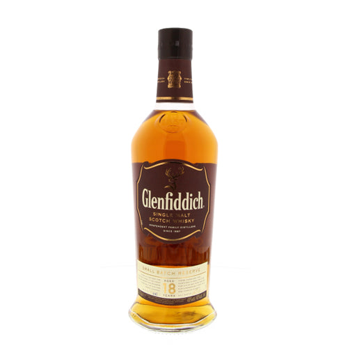 Glenfiddich 18 Years Small Batch Reserve 40° 0.7L-Ginsonline