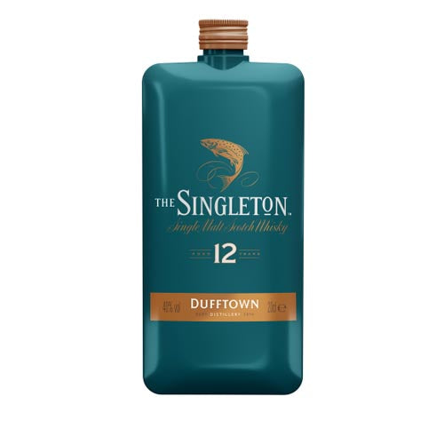 Singleton of Dufftown 12 Years Pocket Scotch 20 cl 40°-Ginsonline