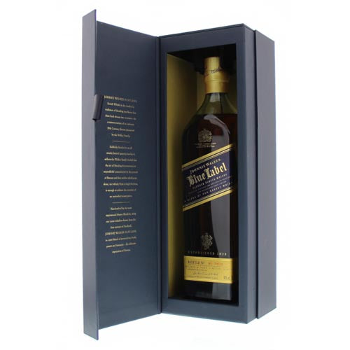 Johnnie Walker Blue Label 40° 0.7L-Ginsonline