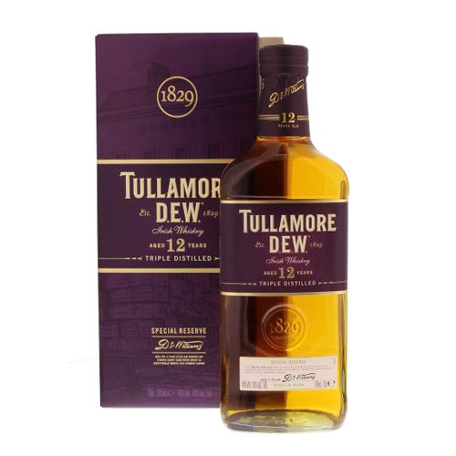 Tullamore Dew 12 Years 40° 0.7L-Ginsonline