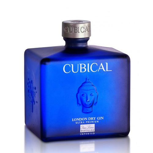 Cubical by Botanic Ultra Premium Gin 45° 0,7L