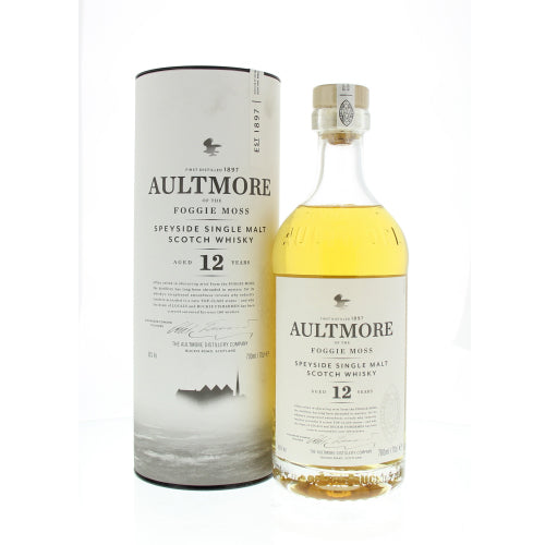 Aultmore 12 Years 46° 0.7L