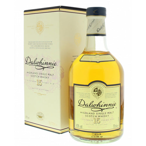 Dalwhinnie 15 Years 43° 0.7L-Ginsonline