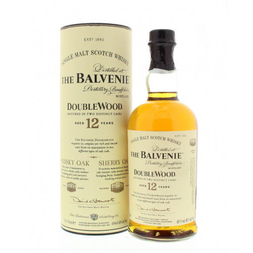Balvenie 12 Years Double Wood 40° 0.7L-Ginsonline