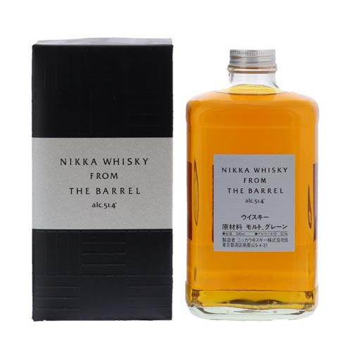 Nikka From The Barrel 51.4° 0.5L-Ginsonline