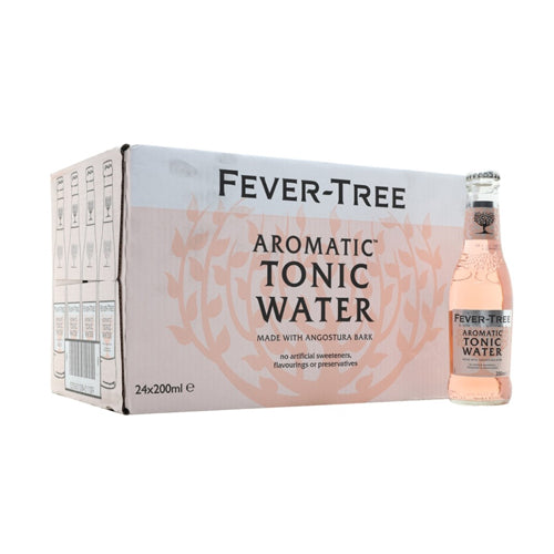 Fever Tree Aromatic Tonic Water 20 Cl x 24-Ginsonline