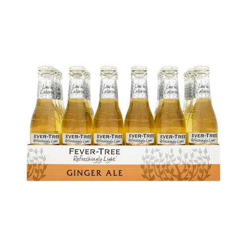 Fever Tree Ginger Ale 20 Cl x 24-Ginsonline