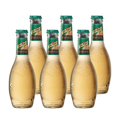 Schweppes Ginger Ale Premium Tonic 20CL 4-Pack-Ginsonline