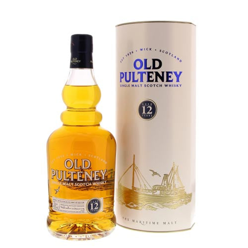 Old Pulteney 12 ans 40 ° 0.7L-Ginsonline