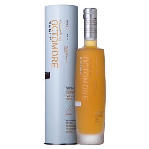 Octomore Islay Barley 6,3 63°0,7l-Ginsonline