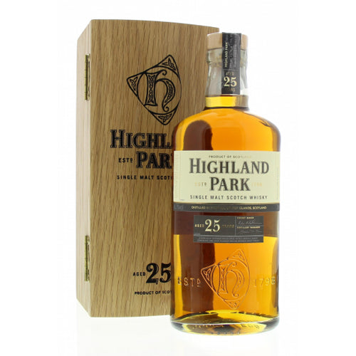 Highland Park 25 Years 45.7° 0.7L