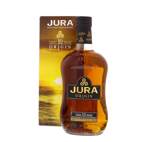Isle Of Jura 10 Years Origin 40° 0.7L