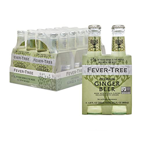 Bière Fever Tree Ginger 20cl x 24-Ginsonline