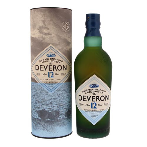 The Deveron 12 Years 40° 0.7L-Ginsonline