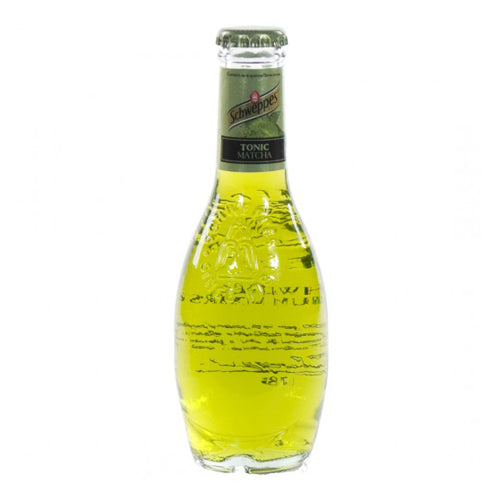 Schweppes Matcha Premium Tonic 20CL x 24-Ginsonline
