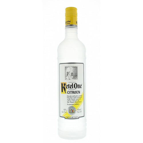 Ketel one Vodka Citron 40° 0.7L-Ginsonline