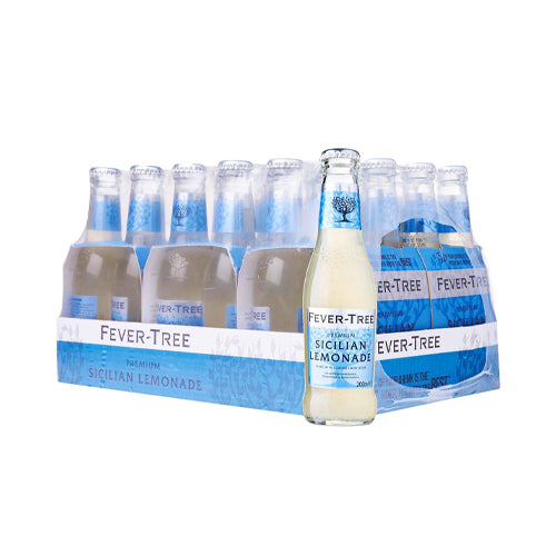Limonade sicilienne Fever Tree 20Cl x 24-Ginsonline