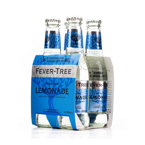 Fever Tree Lemonade 20 Cl 4-Pack