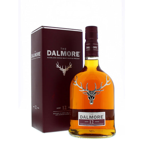 Dalmore 12 Years 40° 0.7L