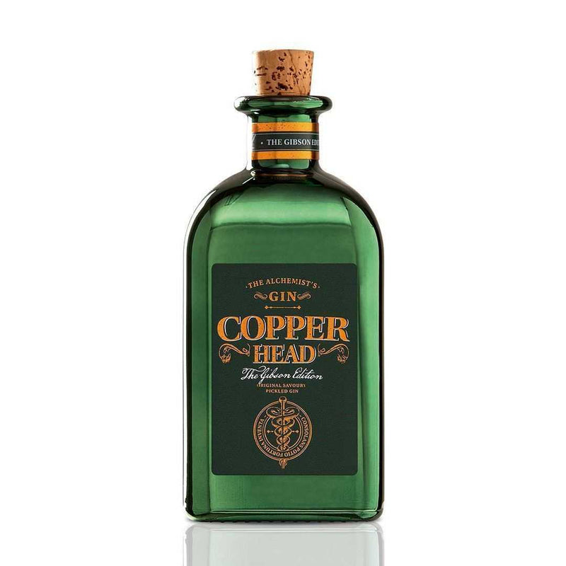 Copperhead Gin - The Gibson Edition 40° 50Cl-Ginsonline