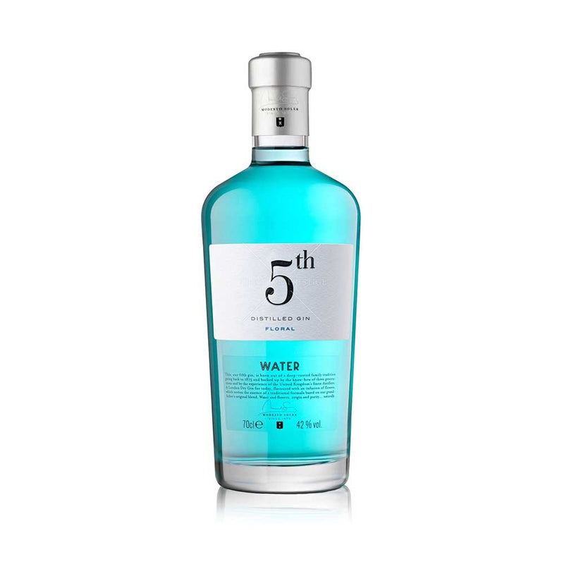 5th Water Blue Gin 42° 0.7L