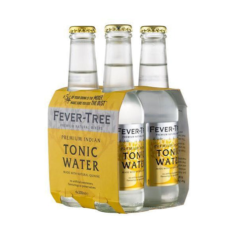 Fever-Tree Tonic 20 Cl 4-Pack - Ginsonline - Tonic
