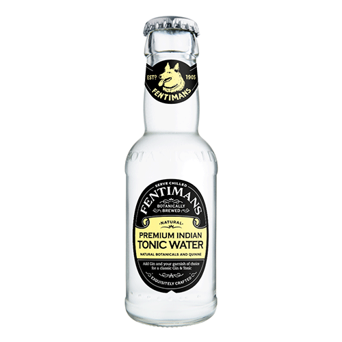 Fentimans Tonic Water 125ml-Ginsonline