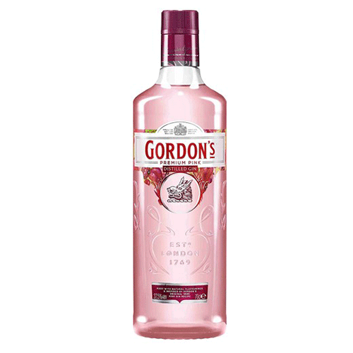 Gordon's Pink Gin 37,5° 70Cl