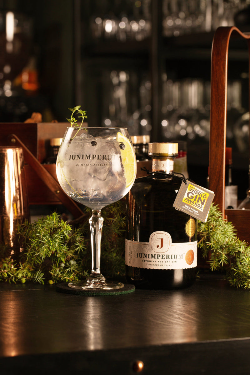 Junimperium Gin Blended Dry 45° 70Cl