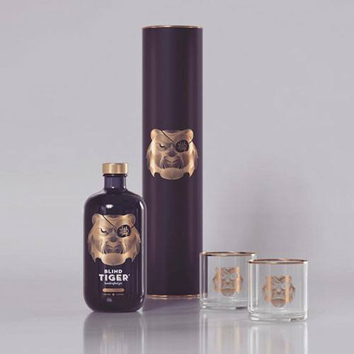 Blind Tiger Imperial Secrets Tube - Ginsonline - Cadeau