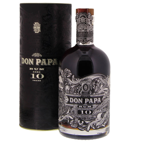 Don Papa 10 Years 43° 0.7L-Ginsonline
