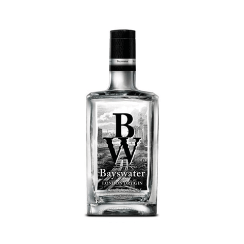 Bayswater Gin 43° 70Cl - Ginsonline - Gin