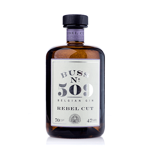 Buss N°509 Rebel Cut 47° 70Cl - Ginsonline - Gin