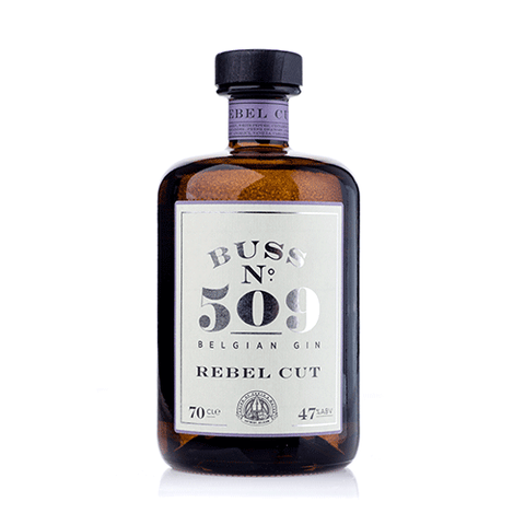 Gin - Buss N°509 Rebel Cut 47° 70Cl