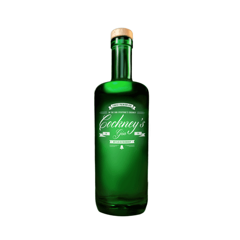 Gin - Cockney's Premium Gin 44,2° 70Cl