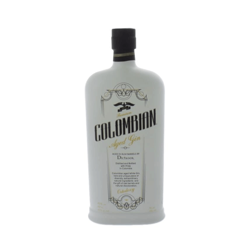 Colombian Aged Gin Ortodoxy 43° 70Cl-Ginsonline