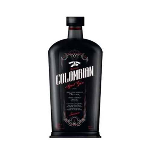 Colombian Aged Gin Treasure 43° 70Cl