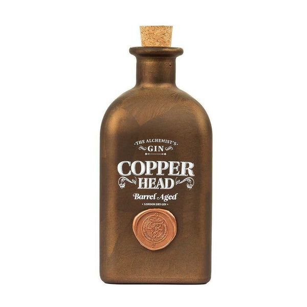 Copperhead Barrel Aged Gin 46° 50Cl - Ginsonline - Gin