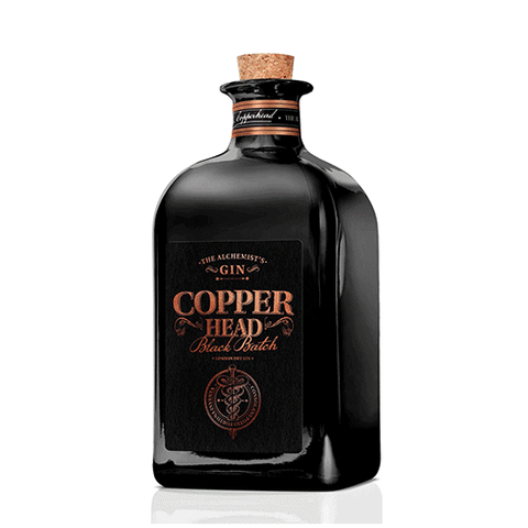 Gin - Copperhead Black Batch 40° 50 Cl