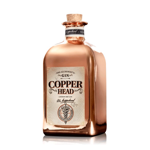 Copperhead Gin 40° 50Cl - Ginsonline