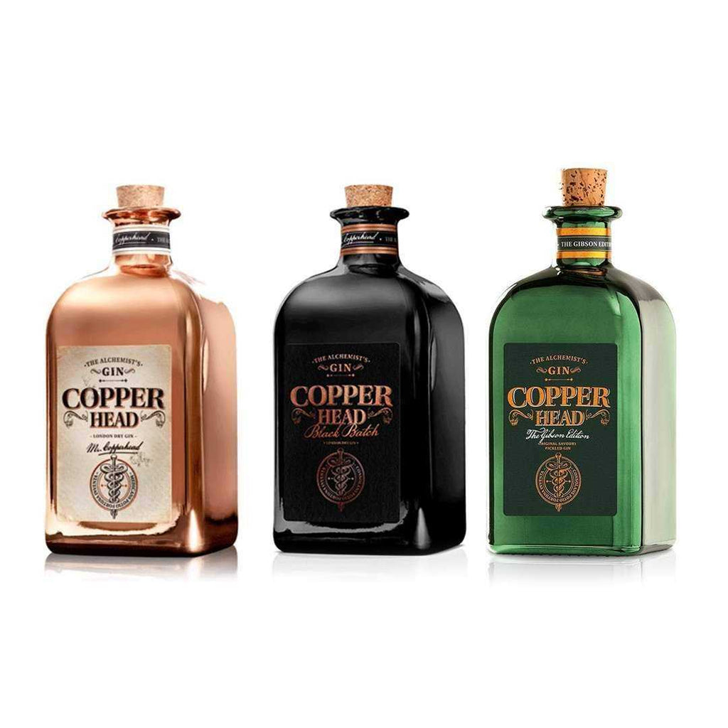 Collection Copperhead - Pack Deal-Ginsonline