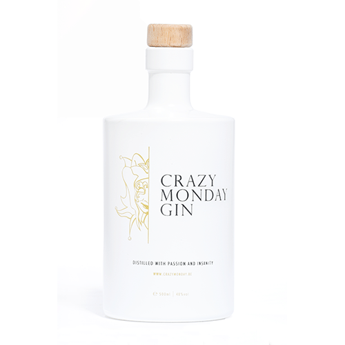 Crazy Monday Gin 48° 50 Cl-Ginsonline