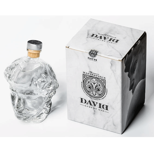 David Luxury Gin 40° 70 Cl