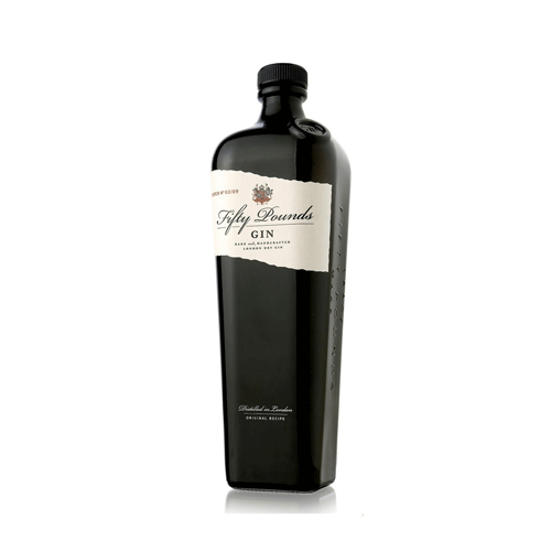 Fifty Pounds Gin 43,5° 70 Cl - Ginsonline