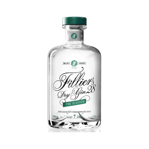 Filliers Pine Blossom Gin 42.6° 50Cl - Ginsonline