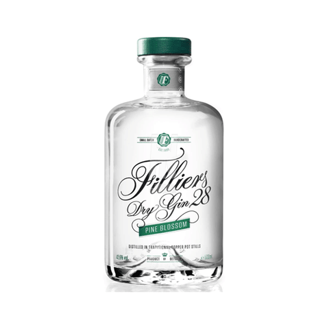 Filliers Pine Blossom Gin 42.6° 50Cl - Ginsonline - Gin