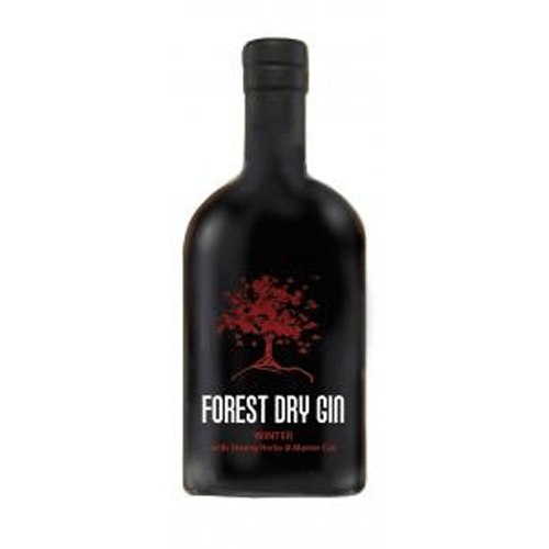 Forest Dry Gin Winter 45° 50Cl - Ginsonline